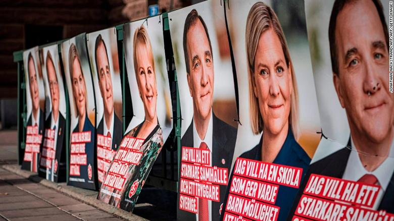 Five takeaways about the Swedish election — and the far-right wave across Europe