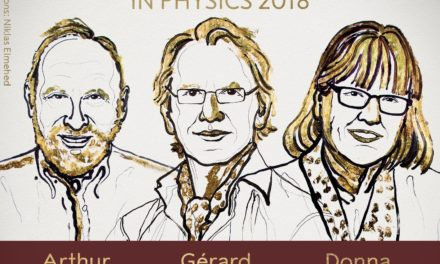 For the first time in 55 years won the Nobel Prize in Physics