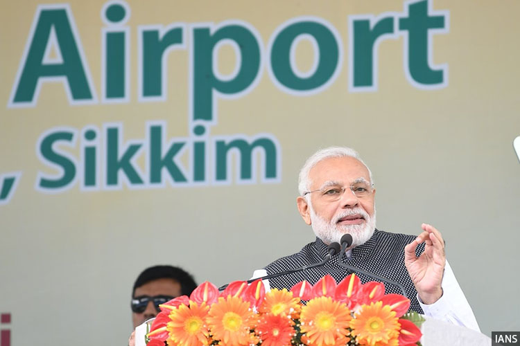 35 Airports Built Over Last 4 Years: Modi. Fact: 7 Made 'Operational'