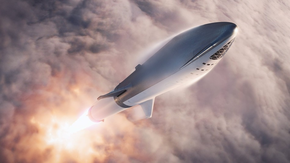 SpaceX plans to launch a giant spaceship around the moon. But how will it land back on Earth?